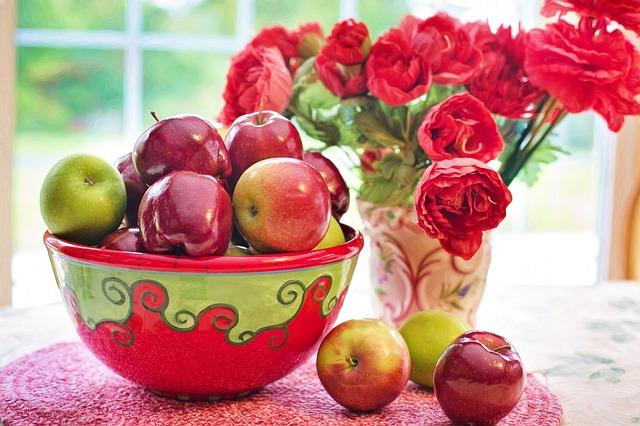 Jak wiele jabłek już dzisiaj zjedliście?